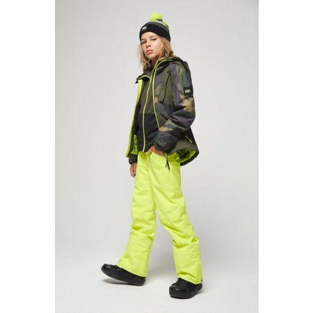 Chlapčenská lyžiarska/snowboardová bunda - O'Neill PB APLITE JACKET - 5