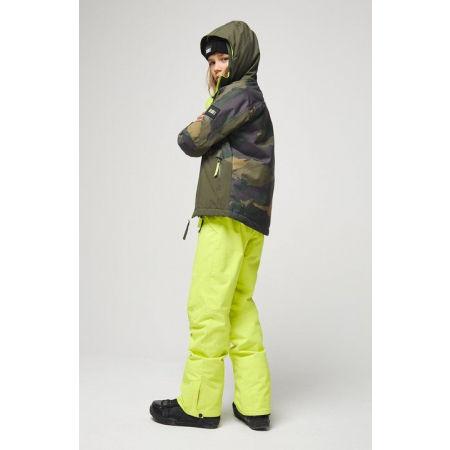 Chlapčenská lyžiarska/snowboardová bunda - O'Neill PB APLITE JACKET - 6