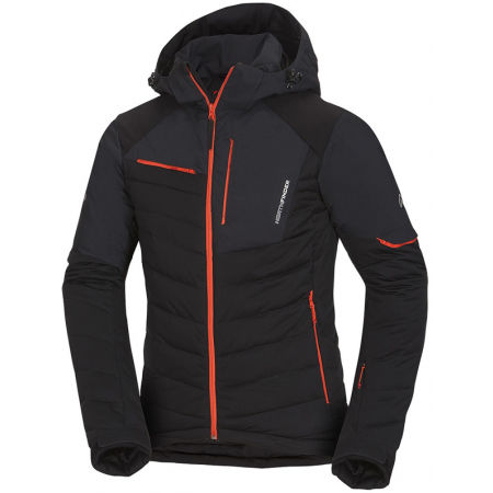 Men's ski jacket - Northfinder INDIGO - 1