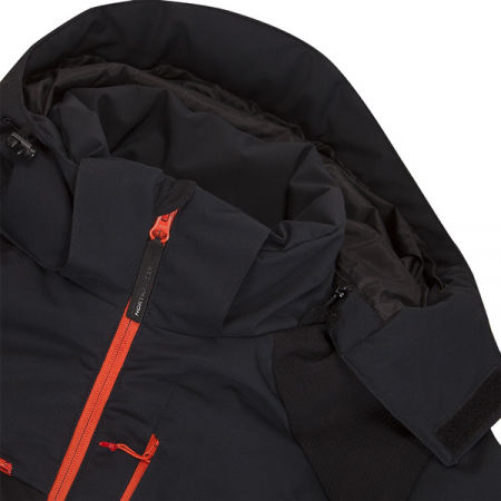 Men's ski jacket - Northfinder INDIGO - 3