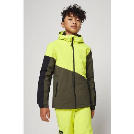 Chlapecká snowboardová/lyžařská bunda - O'Neill PB MAGNATITE JACKET - 3