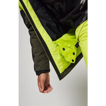 Chlapecká snowboardová/lyžařská bunda - O'Neill PB MAGNATITE JACKET - 6