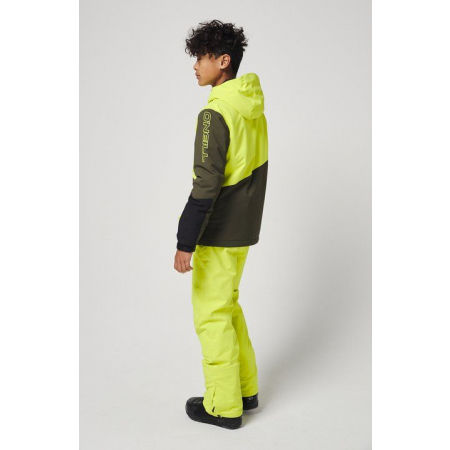 Chlapecká snowboardová/lyžařská bunda - O'Neill PB MAGNATITE JACKET - 7