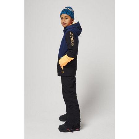 Chlapecká snowboardová/lyžařská bunda - O'Neill PB MAGNATITE JACKET - 4