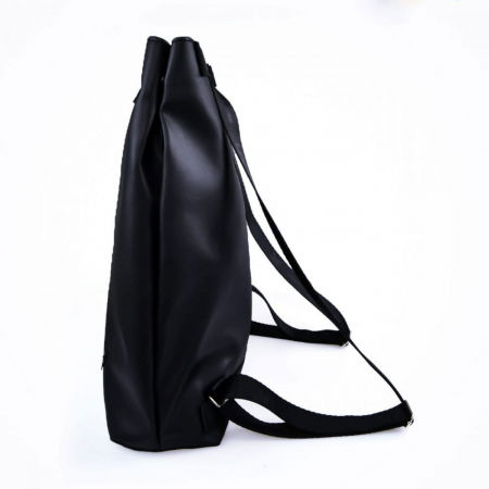 Městský batoh - XISS BLACK CITY BLACK - 3