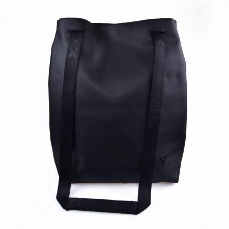 Městský batoh - XISS BLACK CITY RED - 2