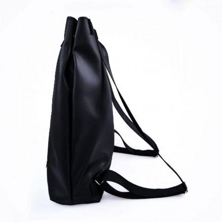 Městský batoh - XISS BLACK CITY RED - 3