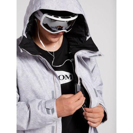 Pánská lyžařská/snowboardová bunda - Volcom L INS GORE-TEXR JKT - 4