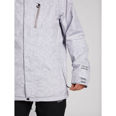 Pánská lyžařská/snowboardová bunda - Volcom L INS GORE-TEXR JKT - 9