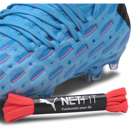 Kids' football boots - Puma FUTURE 5.1 NETFIT FG AG JR - 7