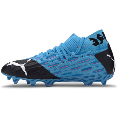 Kids' football boots - Puma FUTURE 5.1 NETFIT FG AG JR - 3