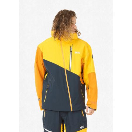 Pánská zimní bunda - Picture ALPIN - 3
