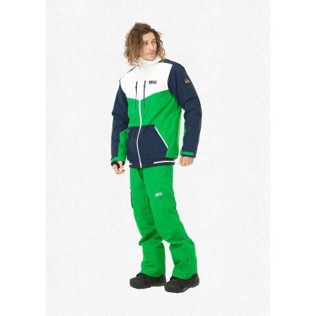 Pánská zimní bunda - Picture PANEL - 5