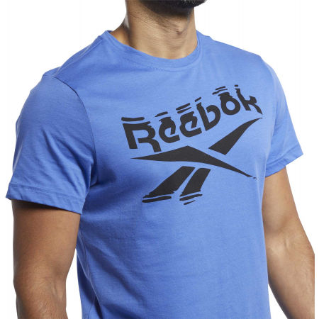 Men's T-shirt - Reebok GS BRANDED CREW TEE - 4