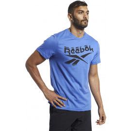 Reebok GS BRANDED CREW TEE - Pánske tričko