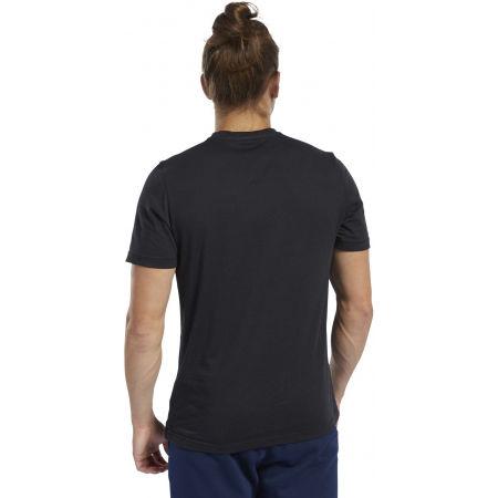 Men's T-shirt - Reebok GS REEBOK 1895 CREW TEE - 4