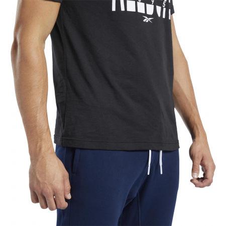 Men's T-shirt - Reebok GS REEBOK 1895 CREW TEE - 6