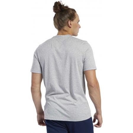 Pánske tričko - Reebok GS REEBOK 1895 CREW TEE - 4