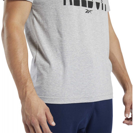 Pánske tričko - Reebok GS REEBOK 1895 CREW TEE - 6