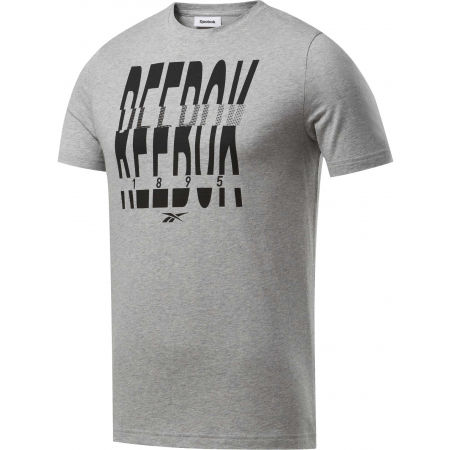 Reebok GS REEBOK 1895 CREW TEE - Men's T-shirt