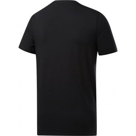 Men's T-shirt - Reebok WORKOUT WE COMM SS TEE - 2