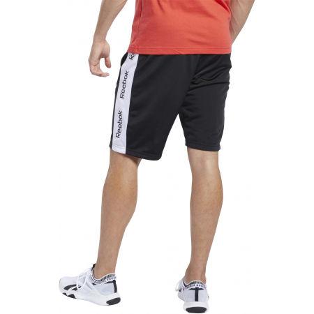 Мъжки къси панталони - Reebok TE LINEAR LOGO SHORT - 5