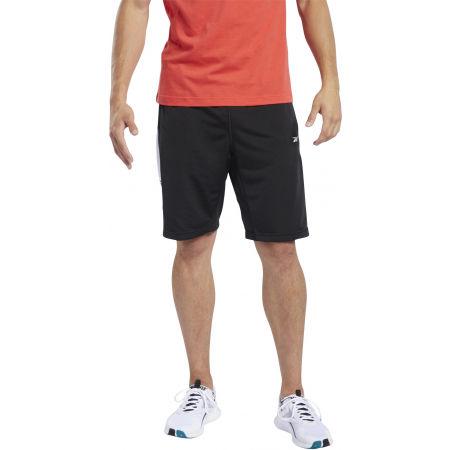 Мъжки къси панталони - Reebok TE LINEAR LOGO SHORT - 4