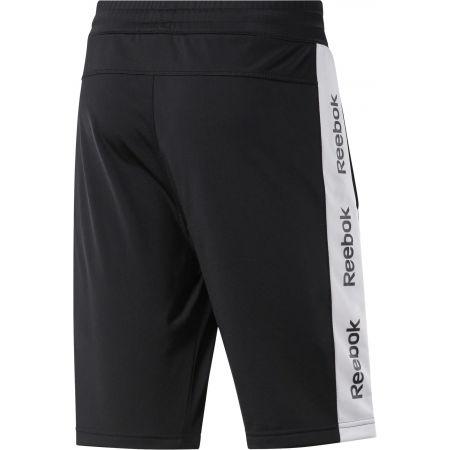 Мъжки къси панталони - Reebok TE LINEAR LOGO SHORT - 2