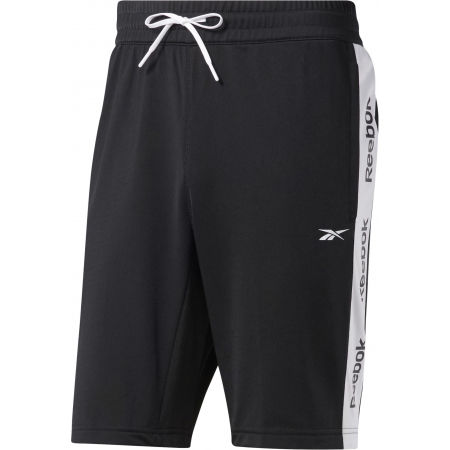 Reebok TE LINEAR LOGO SHORT - Men's shorts