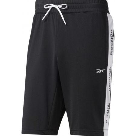 Мъжки къси панталони - Reebok TE LINEAR LOGO SHORT - 1