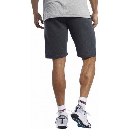 Shorts - Reebok TE MELANGE SHORT - 6