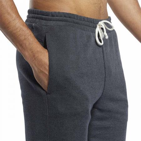 Shorts - Reebok TE MELANGE SHORT - 7