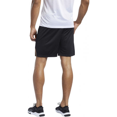 Kraťasy - Reebok WORKOUT COMM KNIT SHORT - 5
