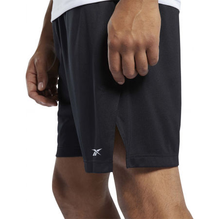 Kraťasy - Reebok WORKOUT COMM KNIT SHORT - 6