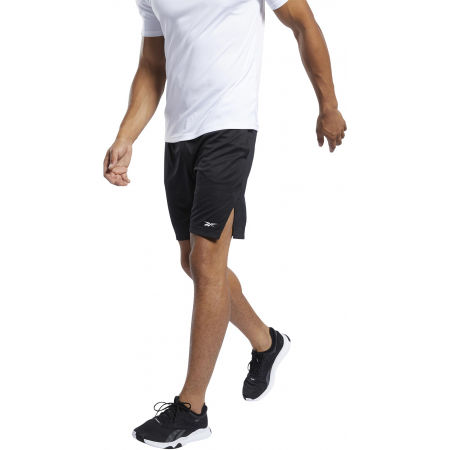 Kraťasy - Reebok WORKOUT COMM KNIT SHORT - 3