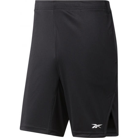 Reebok WORKOUT COMM KNIT SHORT - Pantaloni scurți