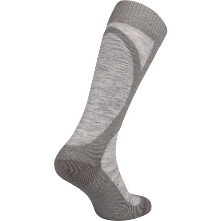 Скиорски чорапи - Bula SMOKE SKI SOCKS - 2