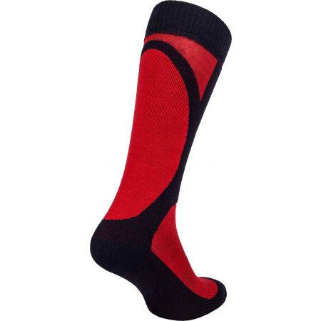 Lyžařské ponožky - Bula SMOKE SKI SOCKS - 2