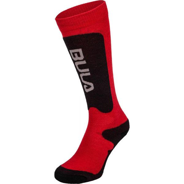 Bula BRANDS SKI SOCKS - Detské lyžiarske ponožky