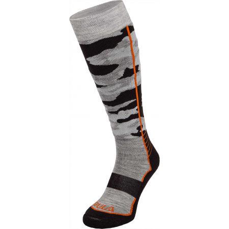 Lyžiarske ponožky - Bula CAMO SKI SOCKS - 1