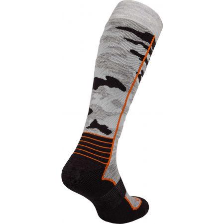 Lyžiarske ponožky - Bula CAMO SKI SOCKS - 2