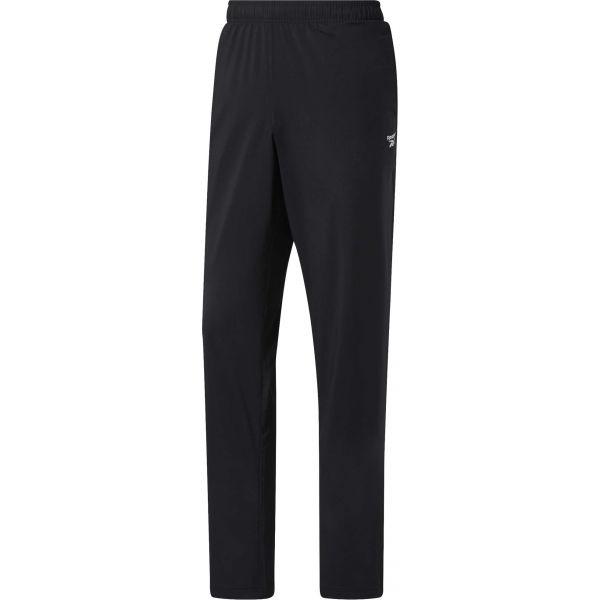 Reebok TE WVN UL PNT černá 2XL - Pánské kalhoty