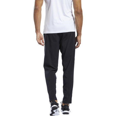 Men's pants - Reebok WORKOUT WOVEN TRACKSTER PANT - 3