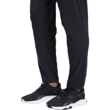 Men's pants - Reebok WORKOUT WOVEN TRACKSTER PANT - 6