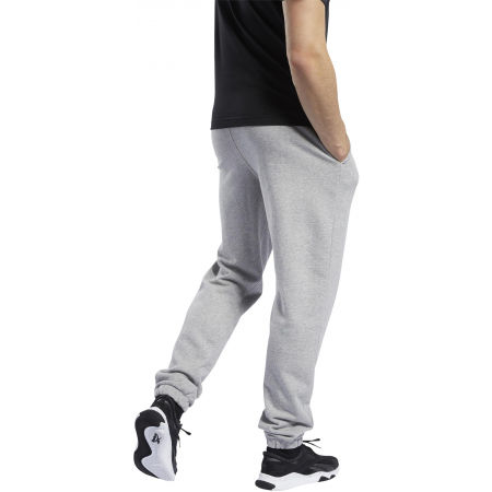 Men's sweatpants - Reebok TE FT CUFFED PANT - 5