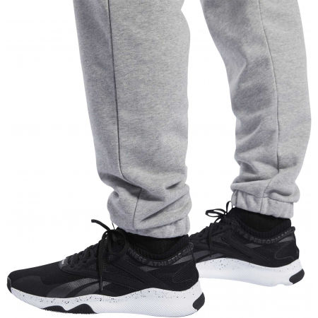 Men's sweatpants - Reebok TE FT CUFFED PANT - 8