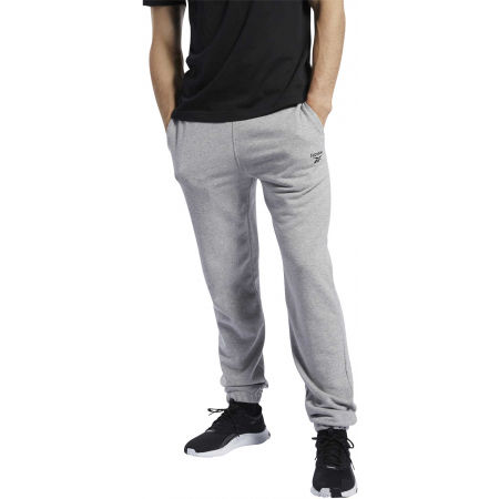 Men's sweatpants - Reebok TE FT CUFFED PANT - 3
