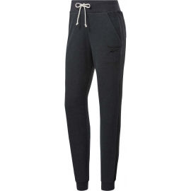 Reebok TE TEXTURED LOGO PANT - Women's sweatpants