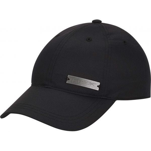 Reebok W FOUND CAP čierna  - Dámska šiltovka