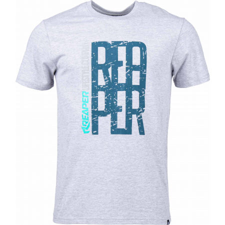 Men's T-shirt - Reaper FONT - 1